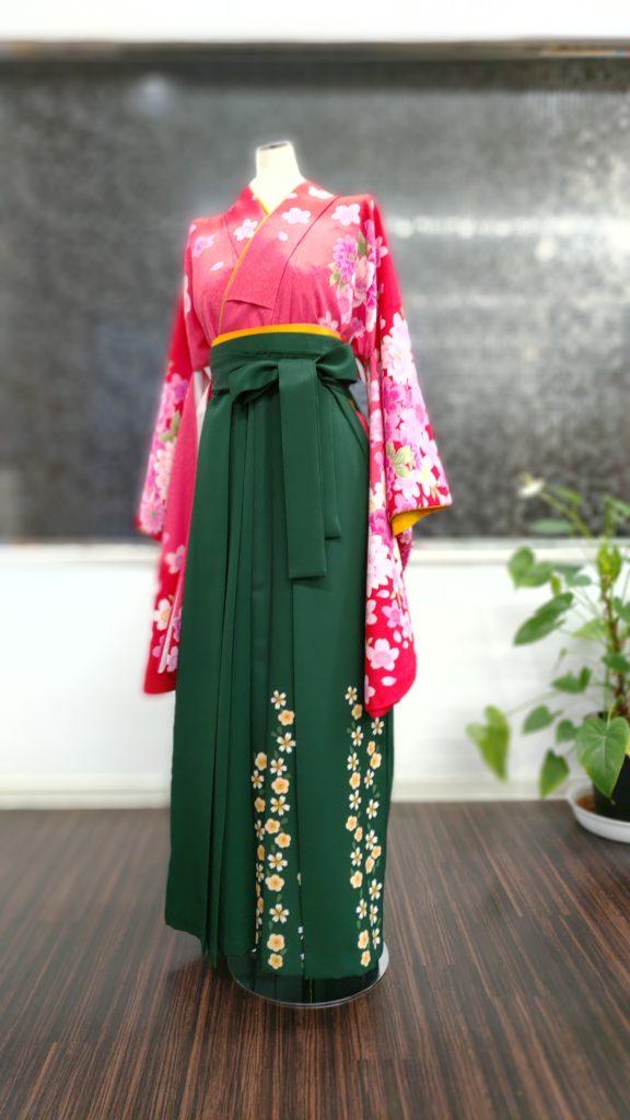 レンタル袴、小振袖|橿原衣裳 奈良県橿原市