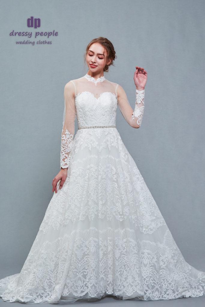 橿原衣裳 ウェディングドレス #YC196508