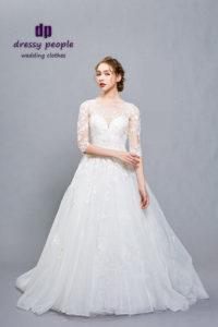 橿原衣裳 ウェディングドレス No: YC1906284